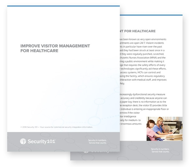 Visitor Management Whitepaper