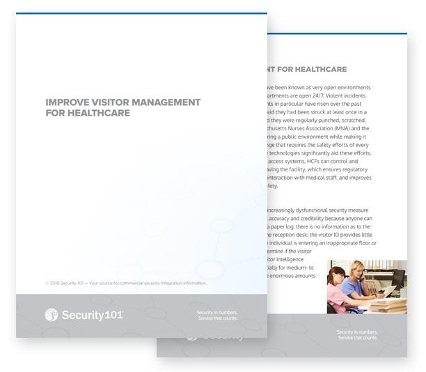 Visitor Management Whitepaper