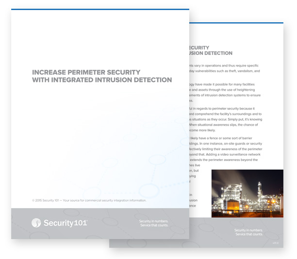 Intrusion Detection Whitepaper